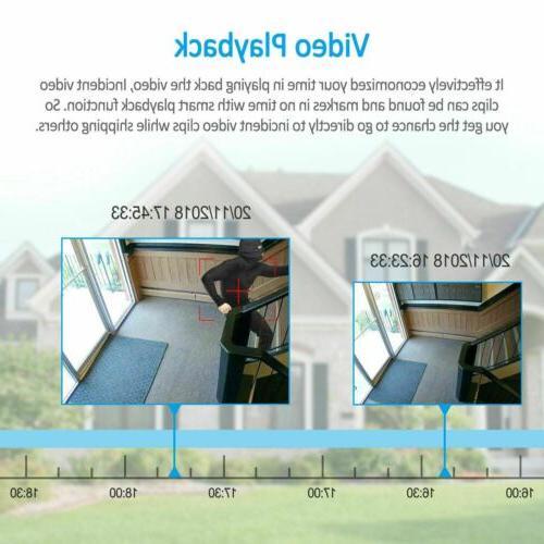 Outdoor Security Surveillance HD CCTV Home