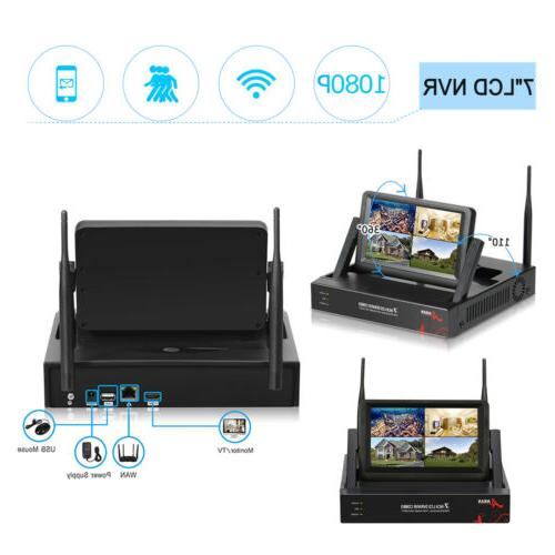 ANRAN WiFi System 1080P HD
