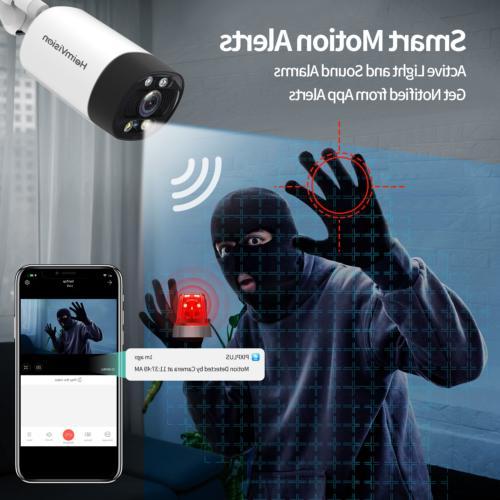Security IP Camera 1080P HD IP65
