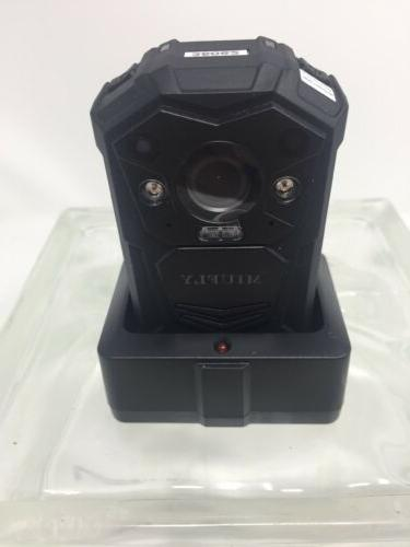 MIUFLY 1296P HD Police Body Camera for Law Enforcement with