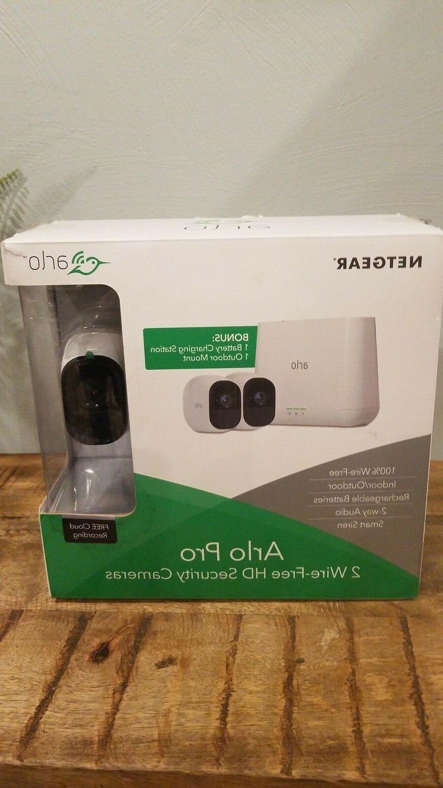 Arlo - Pro   Indoor/Outdoor Wireless VMS 4230S