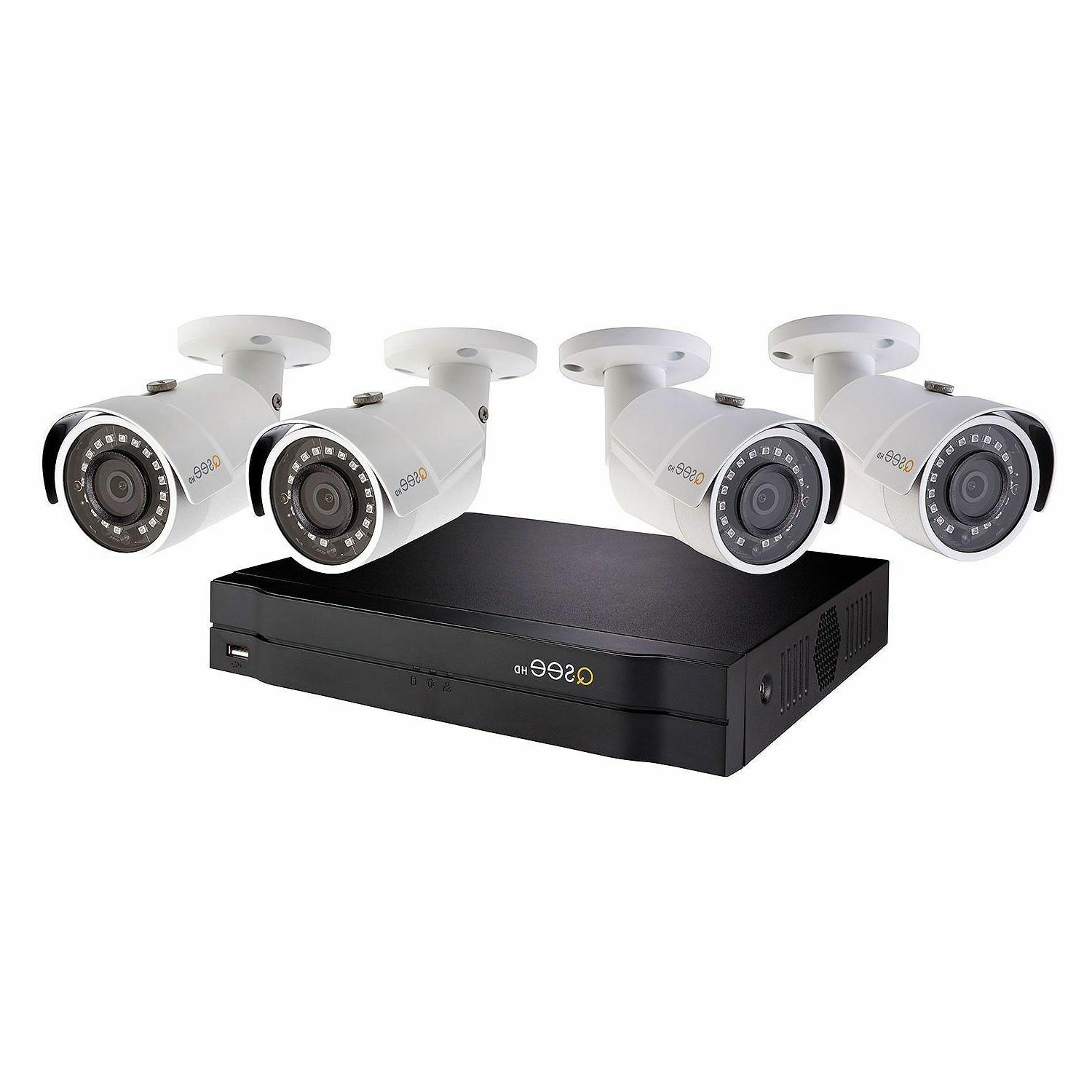 q see 4 ch ip poe 1080p