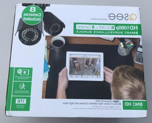 q seeheritagehd series surveillance system