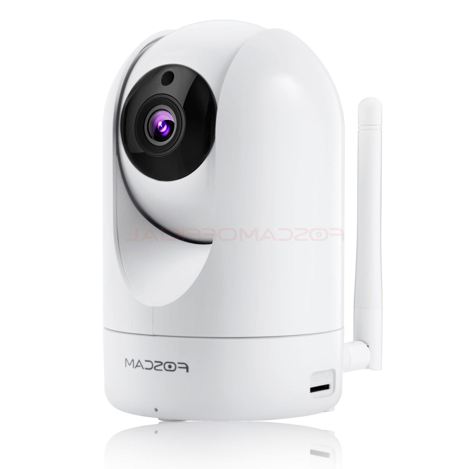 Foscam R4 Ultra 1440P 4.0MP Pan Zoom Wired IP Cameras