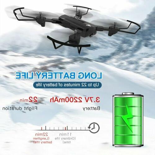 RC FPV 4K Dual Aircraft
