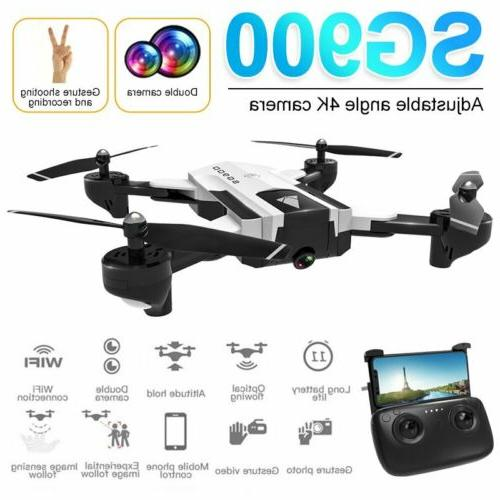 RC With FPV Dual Cameras Quadcopter Aircraft