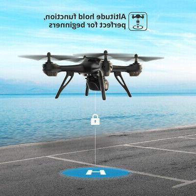 Holy GPS FPV Drone HD Camera WIFI RC Me