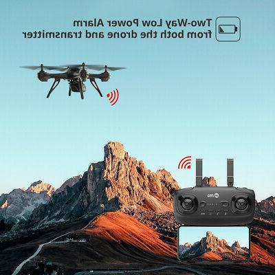 Holy Stone GPS HD Wide Camera WIFI RC Follow Me