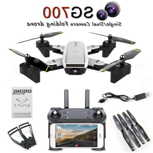rc fpv foldable drone quadcopter with hd