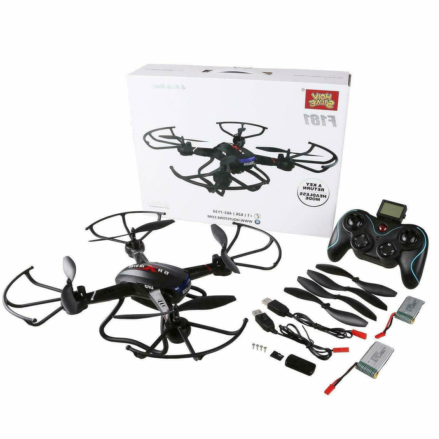 rc quadcopter drone f181c with hd camera