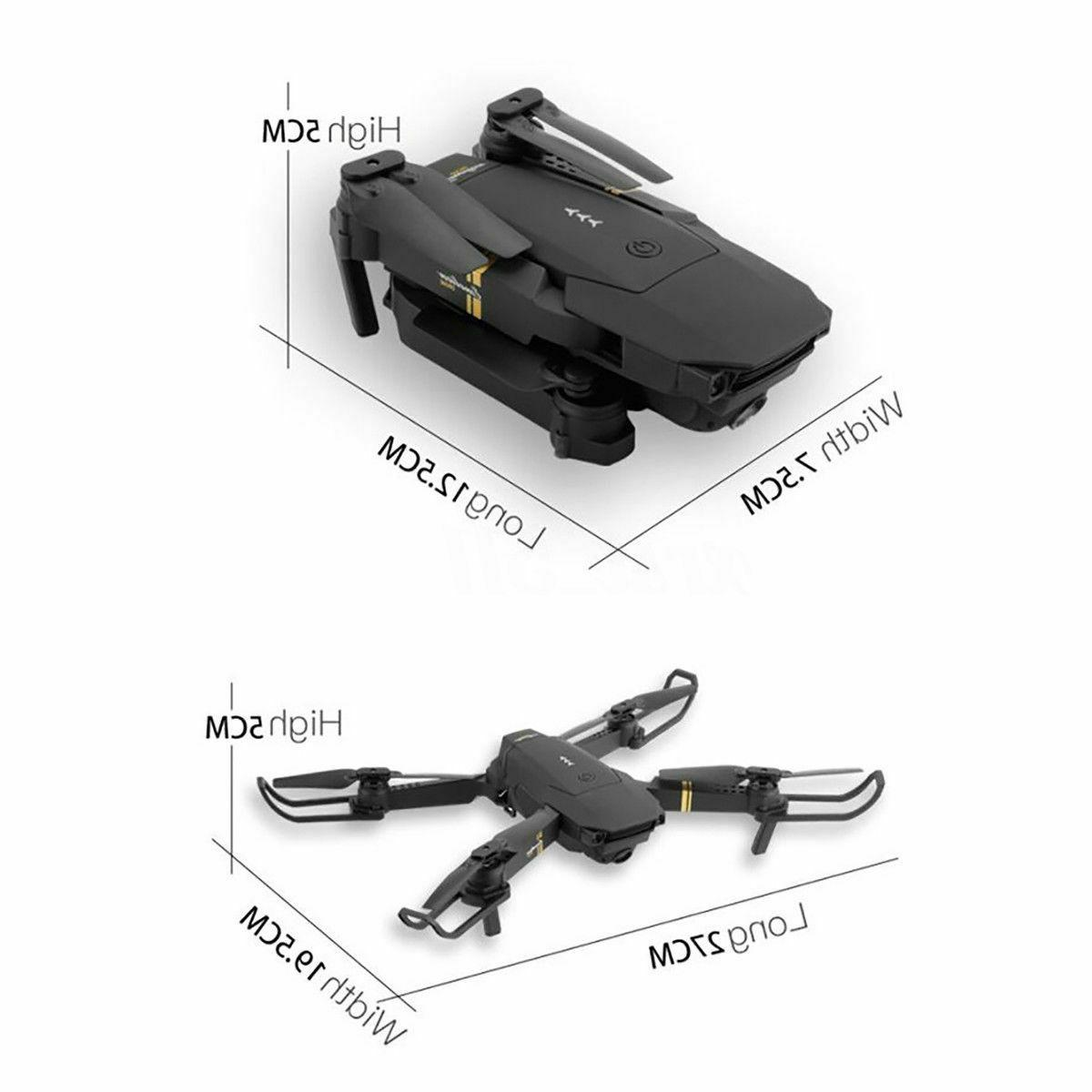 Cooligg FPV Wifi Drone With Foldable Selfie