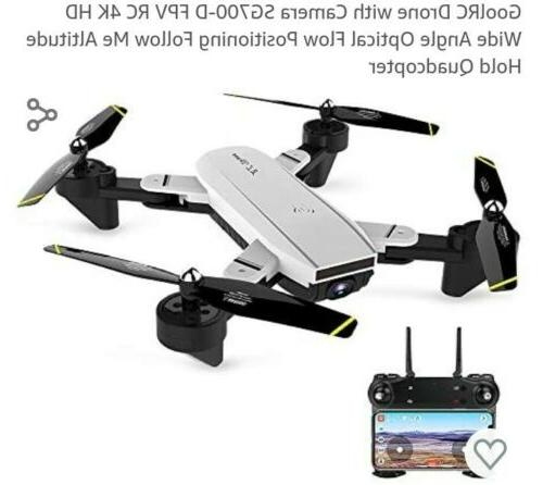 s169 quadcopter drone 2mp 720p with hd