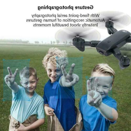 Cooligg S169 Wifi Optical HD RC Drone Toy