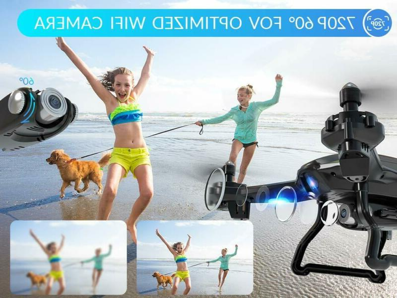 Drone With Camera, Voice Control