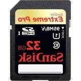 SanDisk Extreme Pro SDSDXPA-032G-A75 32 GB Secure Digital Hi