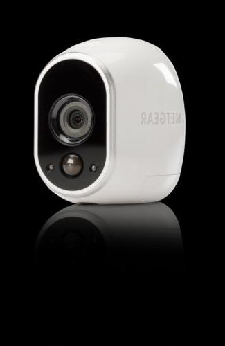 SEALED Arlo System with HD