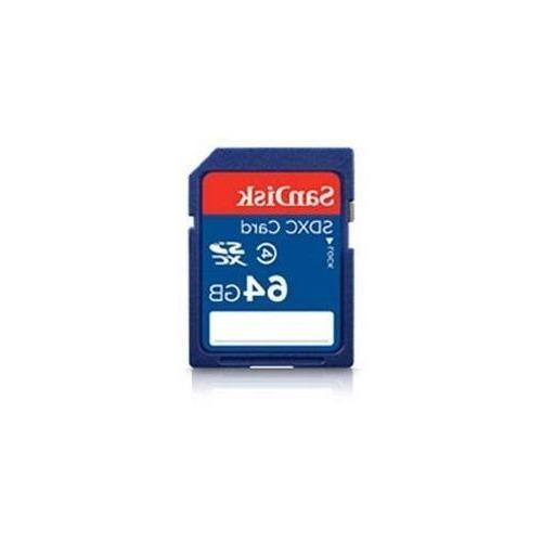 SDKSDSDB064G 64GB Memory Card for