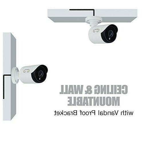 Security Bullet Surveillance HD Wired Owl 2 Add–On 1080p