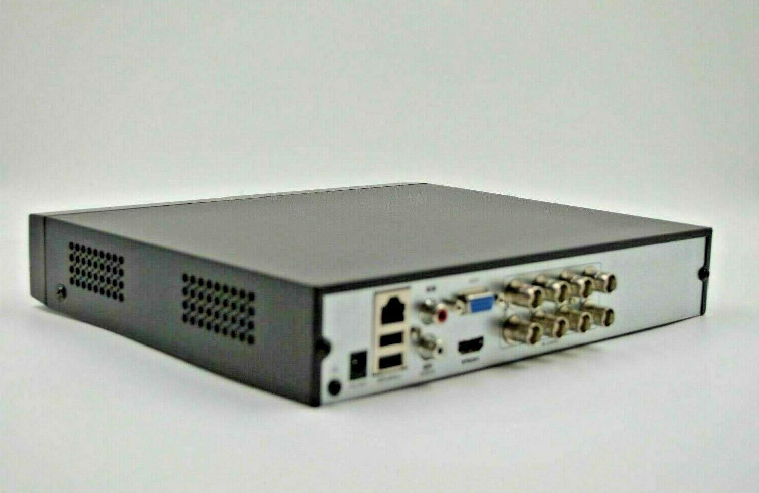 HIKVISION SECURITY 8CH BULLET 1080P IR-40M