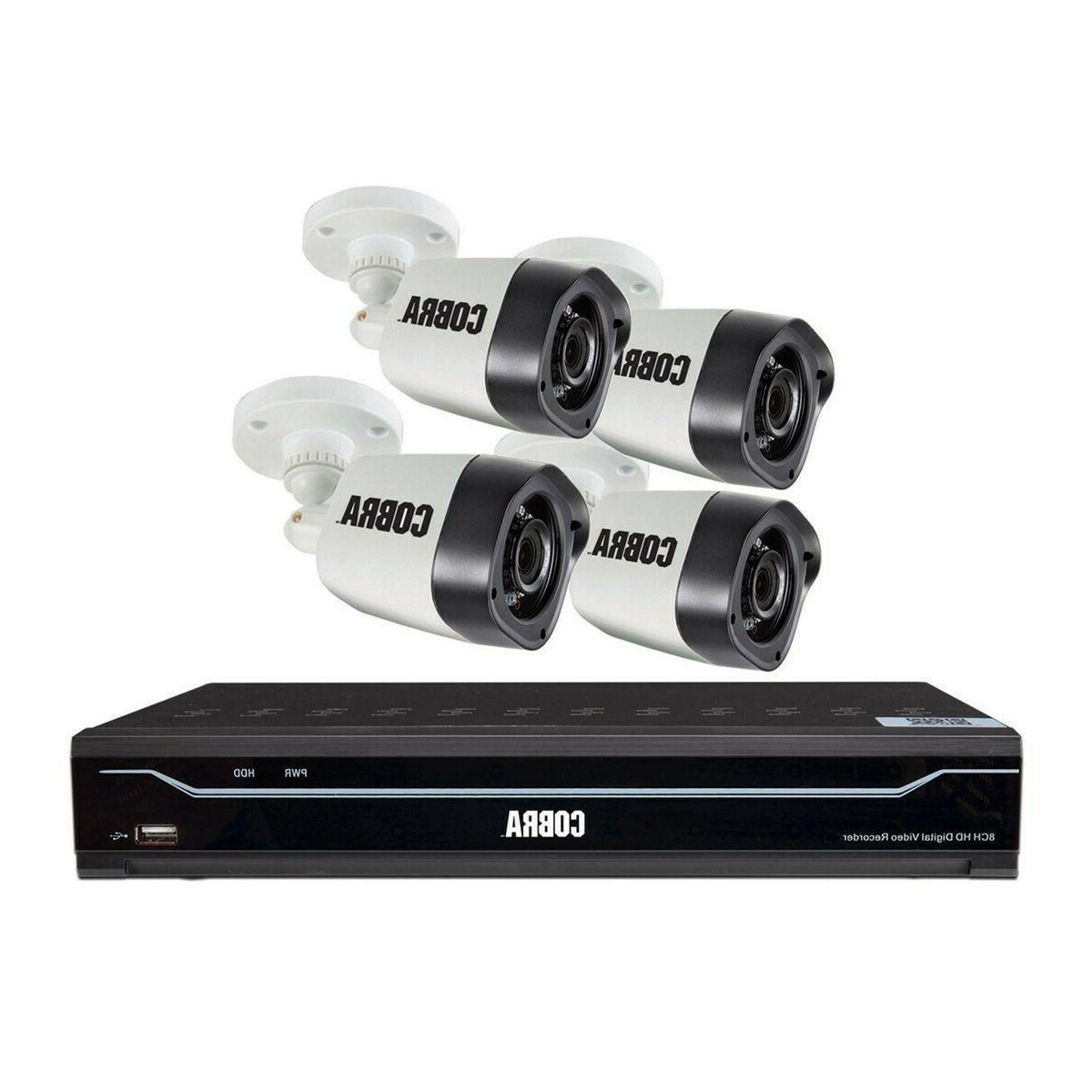 Sercurity Channel Surveillance DVR HD & Mobile