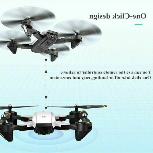 SG700 Foldable Drone 4CH 6-Axis Camera