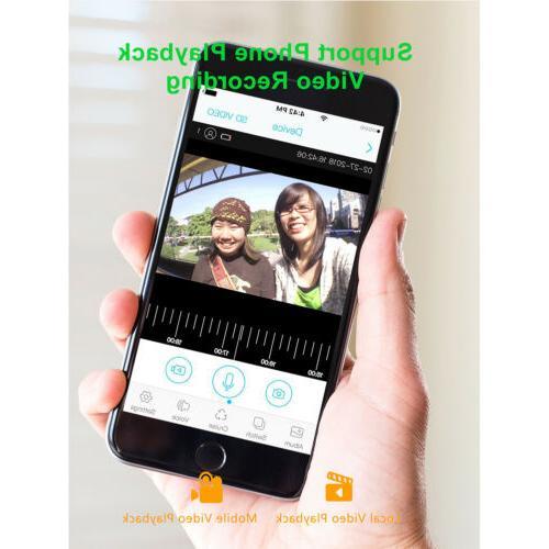 Smart Wireless WiFi Video