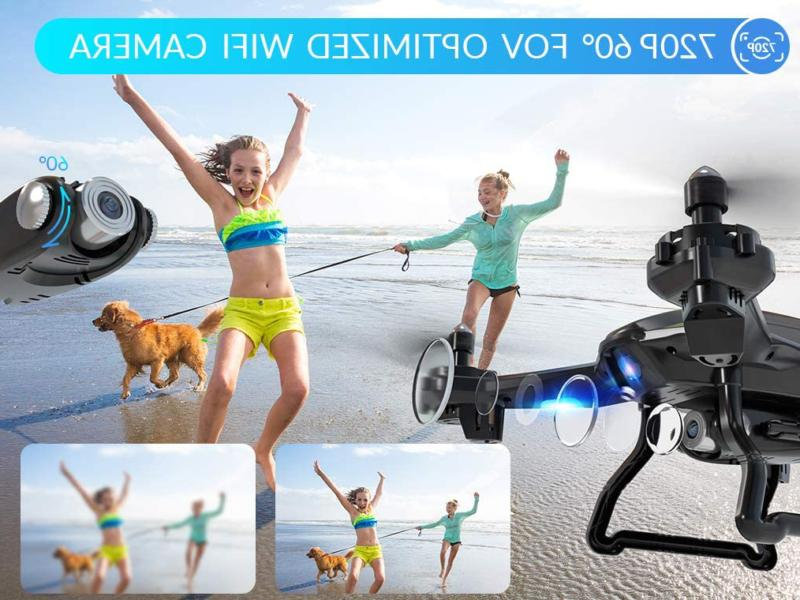 Snaptain S5C Drone With V