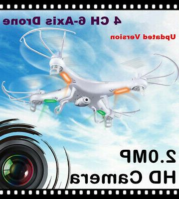 Syma 2.4Ghz RC Quadcopter UAV RTF HD Camera