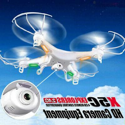 Syma X5C-1 Explorers RC Quadcopter Drone +HD Camera 2.4G 4CH