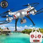 Syma X8G 2.4G 4CH 6Axis With 8MP HD Camera Headless Mode RC