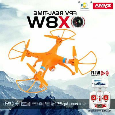 Syma 2.4Ghz Quadcopter Camera RTF Helicopter