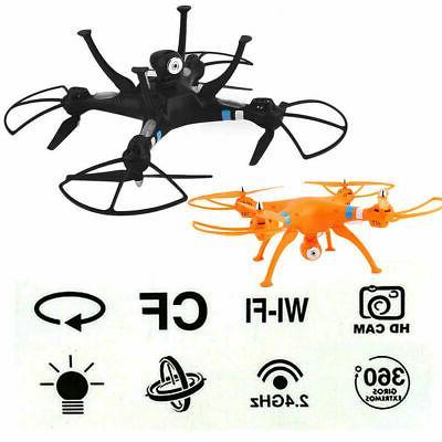 Syma 2.4Ghz RC FPV Quadcopter w/ Wifi HD US