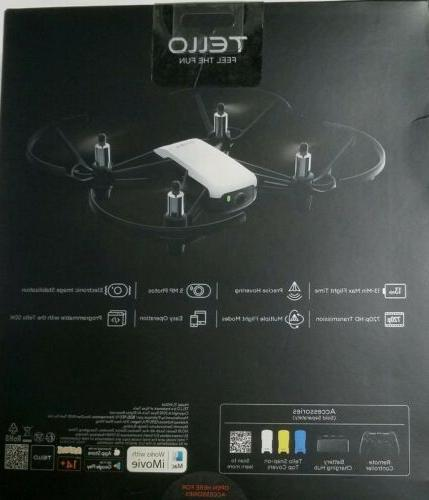 Tello Drone HD DJI, New! Sealed!