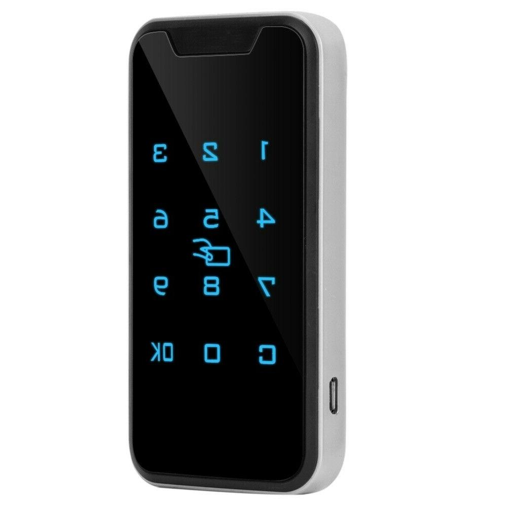 Touch Smart Digital Keypad With RFID