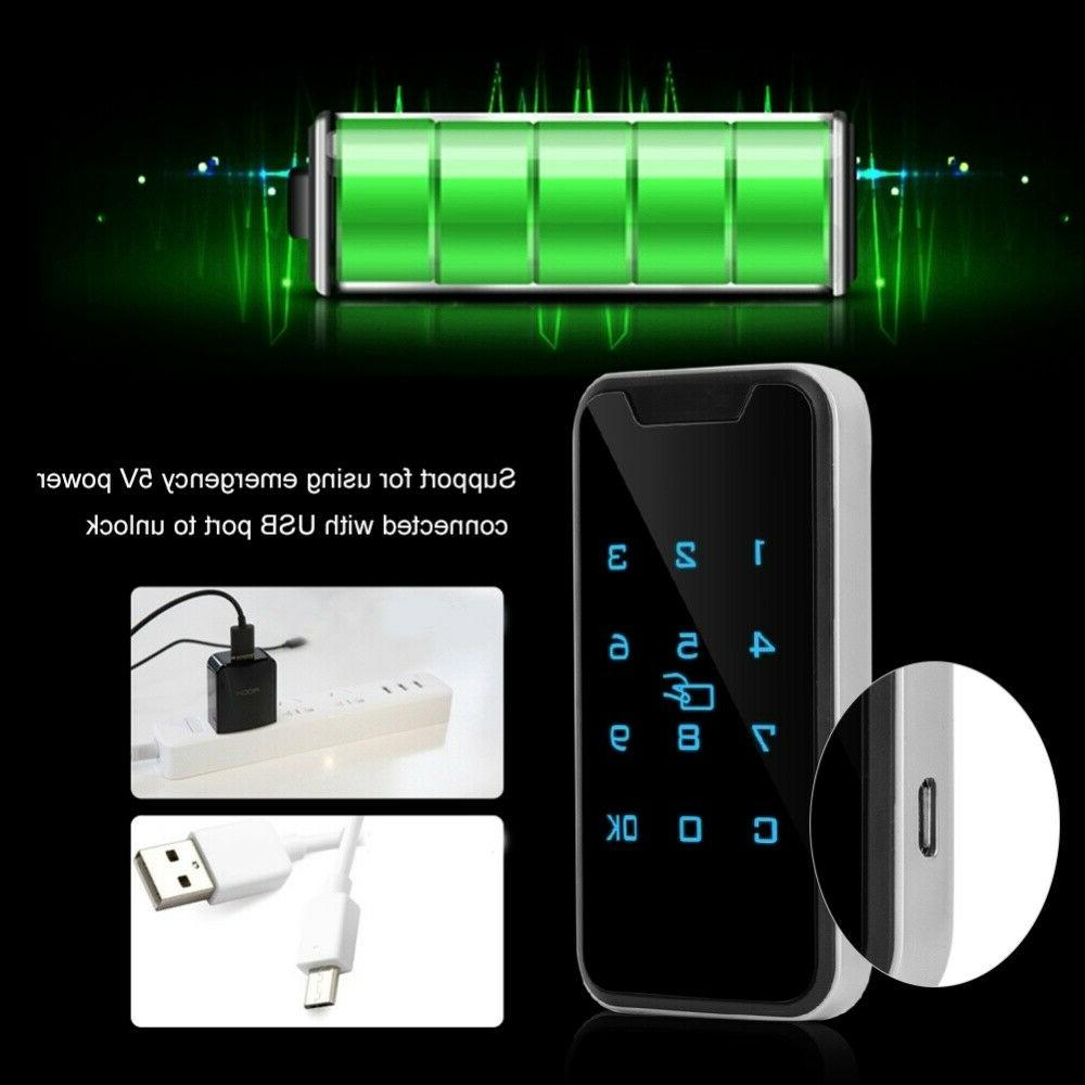 Touch Screen Smart Digital Keypad With RFID Card