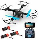 Force1 U45W Blue Jay WiFi FPV Quadcopter Drone with HD Camer