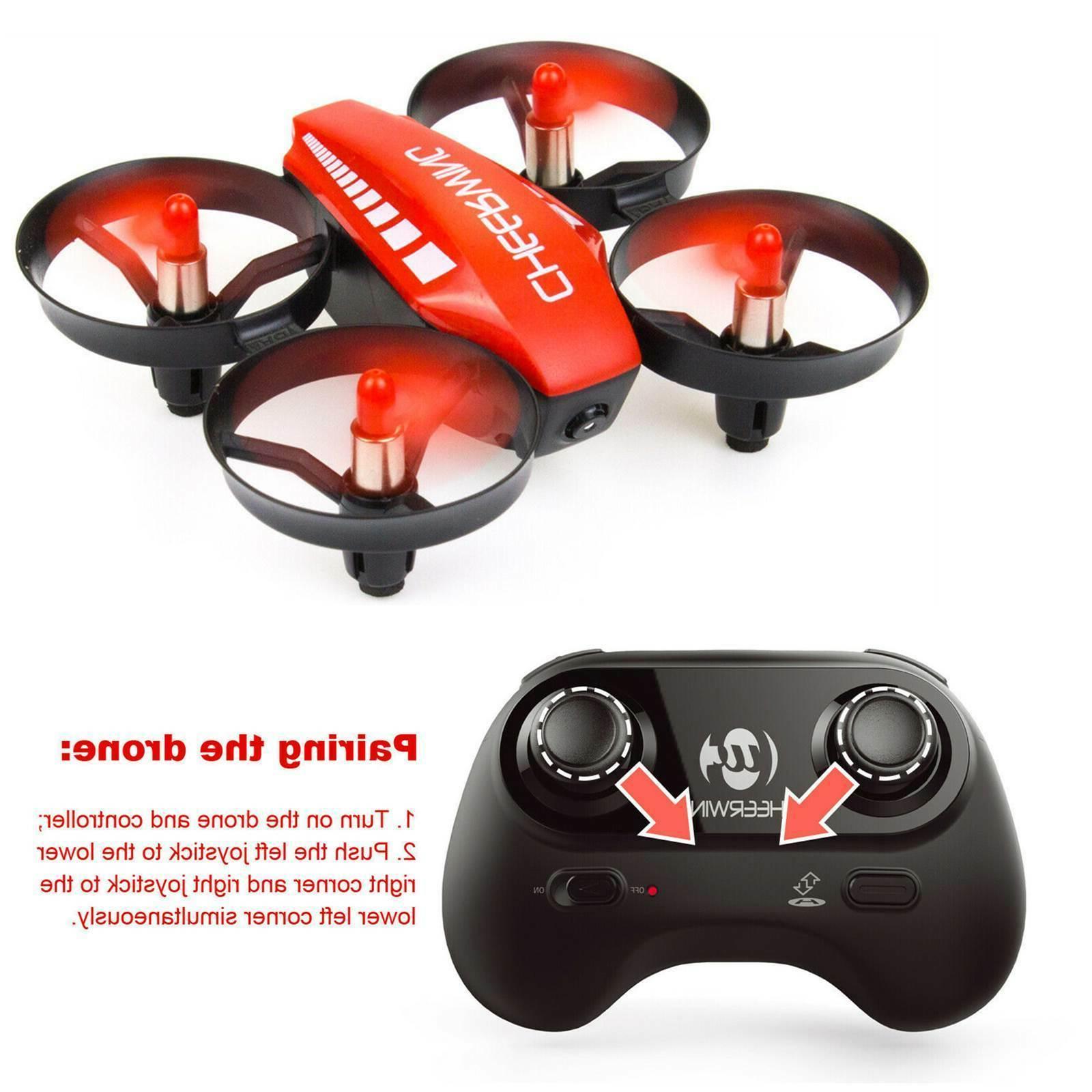 UDI U28W RC Quadcopter Drone Wifi FPV 2.4G 4CH Headless With
