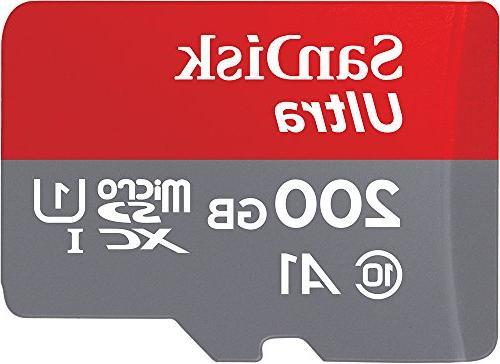ultra microsdxc uhs i card