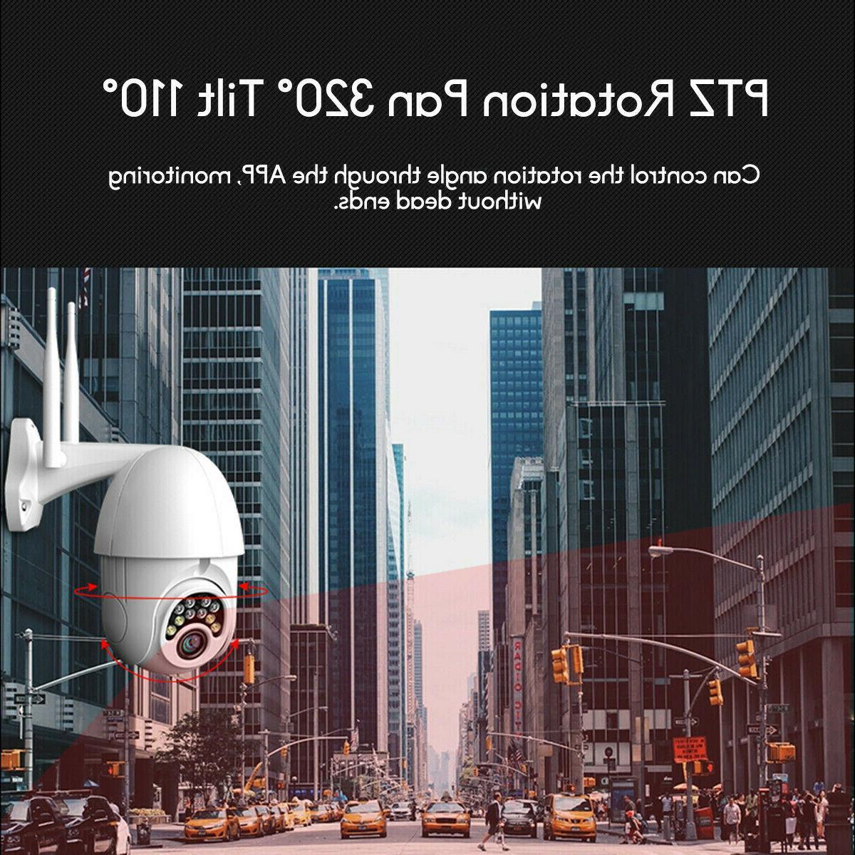 US 1080P CCTV Waterproof IR