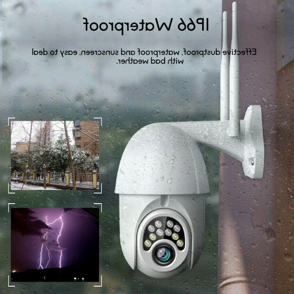 US CCTV Wi-Fi IR