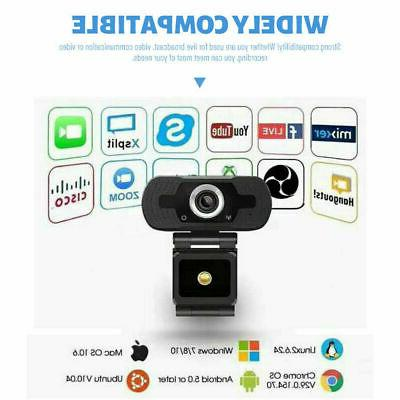 USA Full USB Webcam Web w/