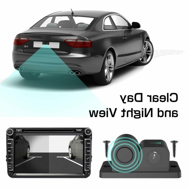 Vehicle Cameras 170 Degree Waterproof Rear View