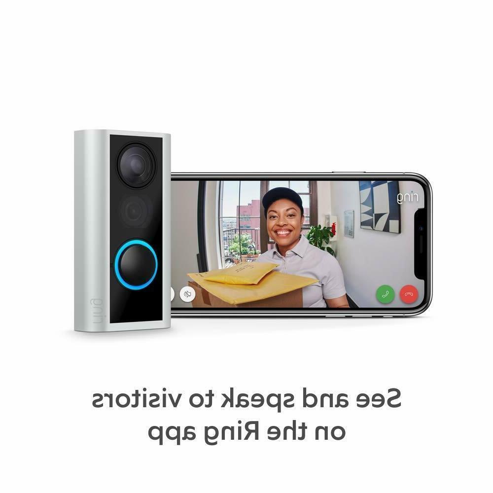 video doorbell 2nd gen wi fi enabled