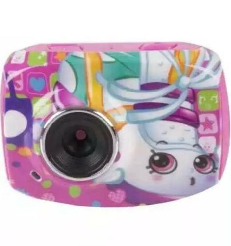Shopkins Video Camcorder Girls Vacation