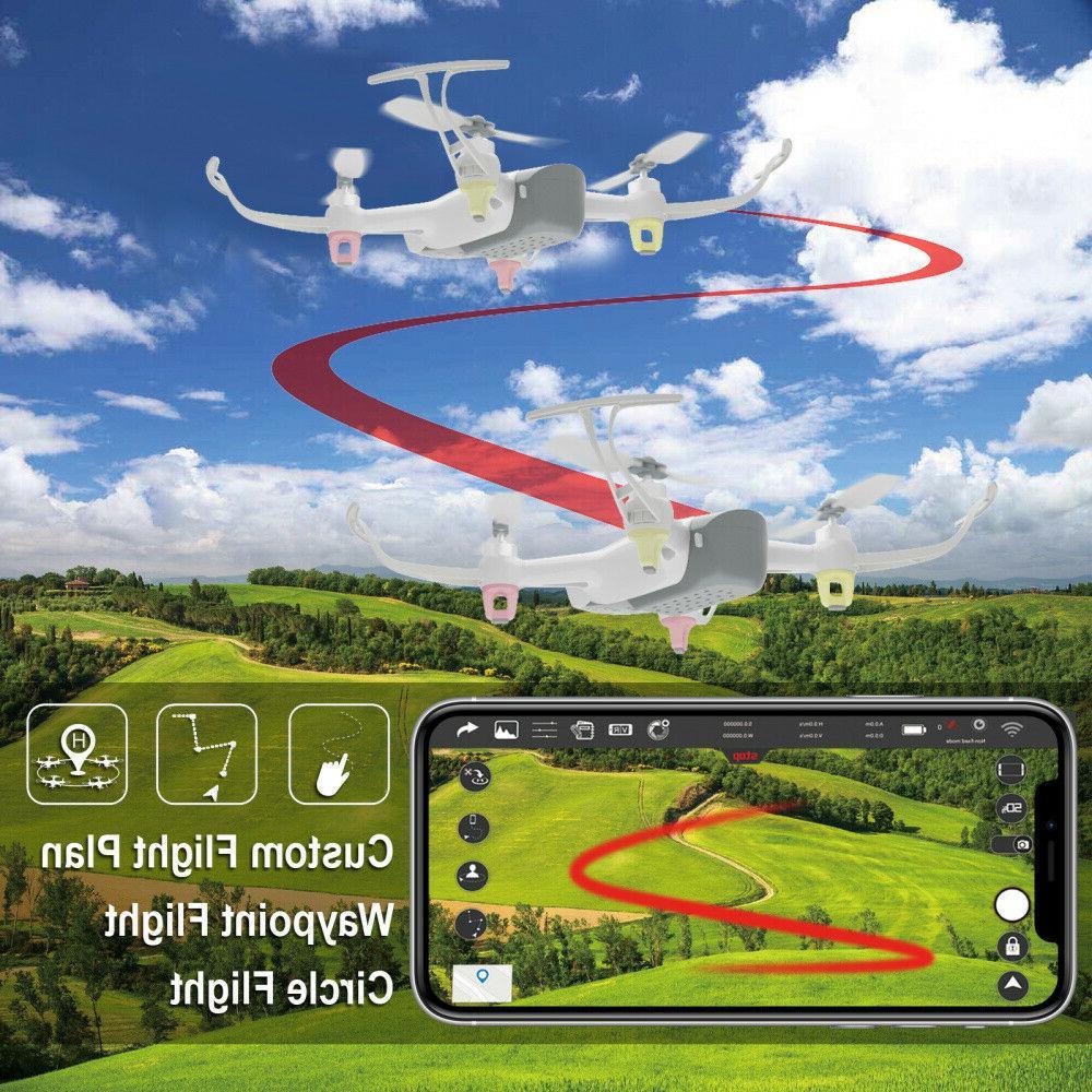 Syma W1PRO GPS RC with WIFI Dual HD Camera