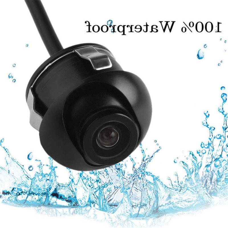 Waterproof 360° Car Rear View Night Vision Backup Parking Cameras