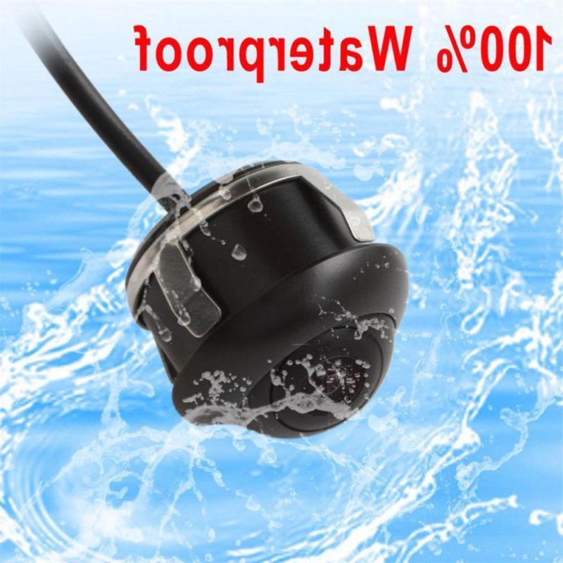 Waterproof HD CCD Car Rear Reverse Night Vision Backup Cameras