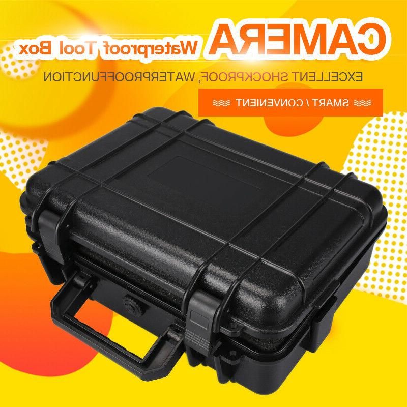 Weatherproof Hard Dry Box For HD Shoulder