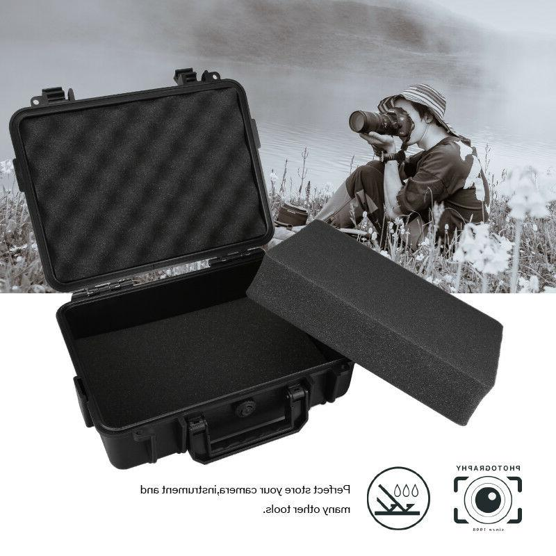Weatherproof Flight Dry For HD w/ Foam+ Shoulder Strap