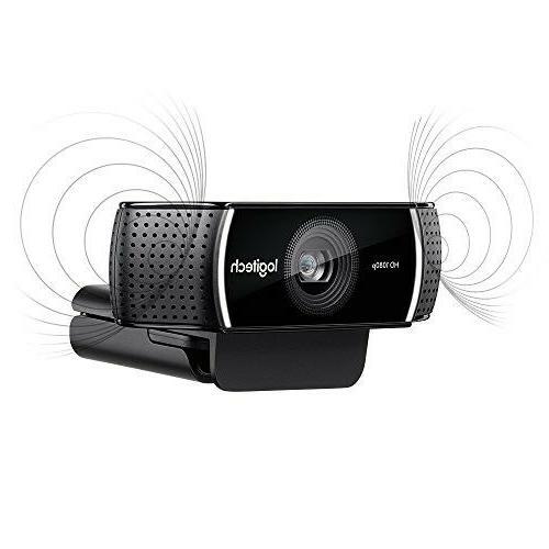 Webcam Pro Quality USB Tube 2 Mics